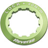 Reverse kassette låsering Kassette grøn